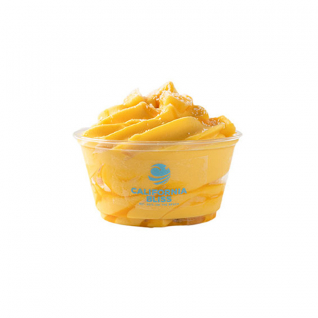 Frozen Yogurt Mangue 0 % MG sans lactose